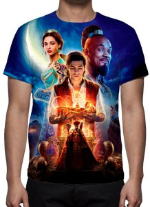 ALADDIN - Camiseta de Cinema