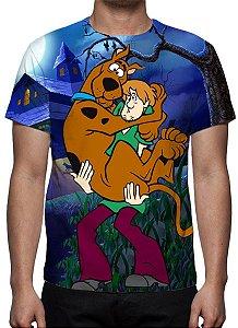 Scooby Doo - Camiseta de Desenhos