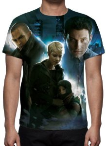 DETROIT BECOME HUMAN - Camiseta de Games