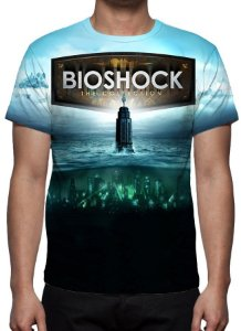 BIOSHOCK - The Collection - Camiseta de Games