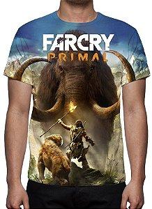 FARCRY - Primal - Camiseta de Games