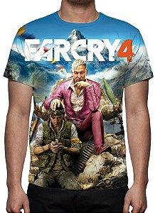 FARCRY 4 - Camiseta de Games