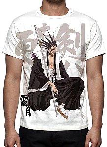 BLEACH - Kenpachi Zaraki - Camiseta de Animes