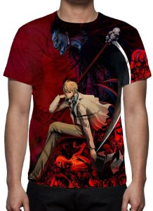 DEATH NOTE - Modelo 5 - Camiseta de Animes