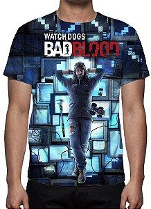 WATCH DOGS - Bad Blood - Camiseta de Games