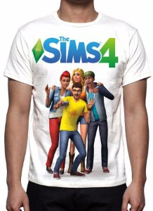 SIMS 4, THE - Camiseta de Games