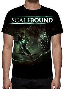 SCALEBOUND - Camiseta de Games