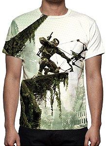 CRYSIS 3 - Camiseta de Games