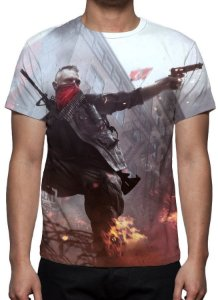 HOMEFRONT - The Revolution - Camiseta de Games