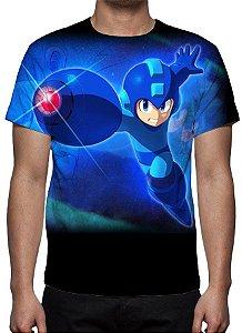 MEGAMAN 11 - Camiseta de Games