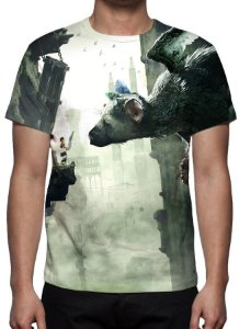 LAST GUARDIAN, The - Camiseta de Games
