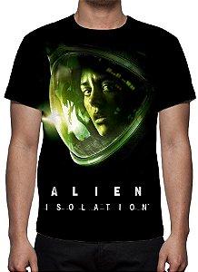 ALIEN - Isolation Modelo 2 - Camiseta de games