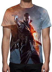 BATTLEFIELD 1 -  Modelo 1 - Camiseta de games