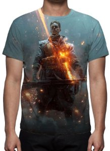 BATTLEFIELD 1 - They Shaw - Camiseta de games