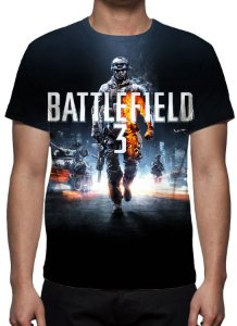 BATTLEFIELD 3 - Camiseta de games
