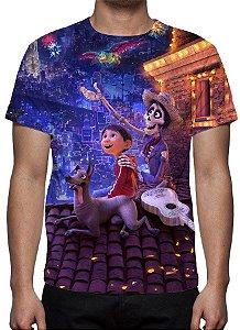 VIVA ! A VIDA É UMA FESTA - Modelo 2 - Camiseta de Desenhos