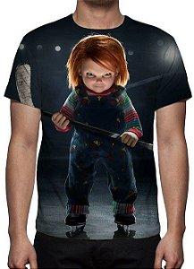BRINQUEDO ASSASSINO - 2019 - Camiseta de Cinema