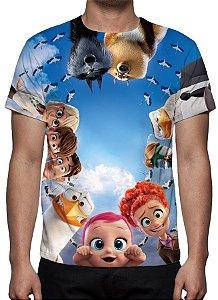 CEGONHAS - Camiseta de Animações