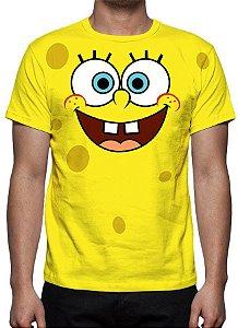 BOM ESPONJA - Camiseta de Desenhos