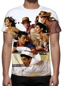 FRIENDS - Camiseta de Séries