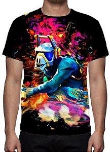 FORTNITE - DJ Yonder - Camiseta de Games