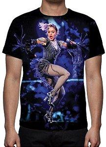 MADONNA - Rebelheart Tour - Camiseta de Música