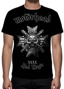 MOTORHEAD - Bad Magic - Camiseta de Rock