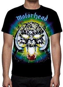 MOTORHEAD - Overkill - Camiseta de Rock