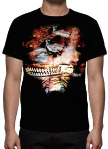 SLIPKNOT - Subliminal Verses - Camiseta de Rock
