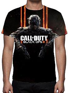 CALL OF DUTY - Black Ops 3 - Camiseta de Games