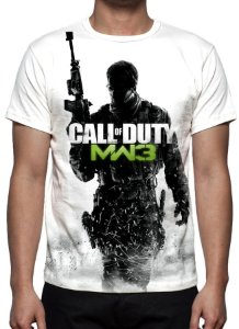 CALL OF DUTY - Modern Warfare 3 - Camiseta de Games