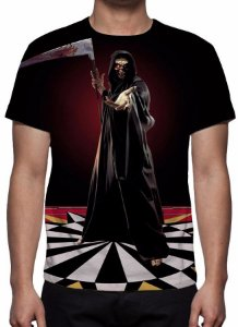 IRON MAIDEN - Dance of Dearh - Camiseta de Rock