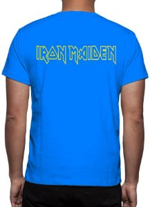 IRON MAIDEN - Fear of the Dark - Camiseta de Rock