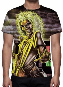 IRON MAIDEN - Killers - Camiseta de Rock