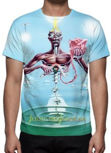 IRON MAIDEN - Seventh Son of a Seventh Son - Camiseta de Rock
