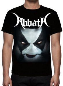 ABBATH - Camiseta de Rock