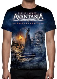 AVANTASIA - Ghostlights - Camiseta de Rock
