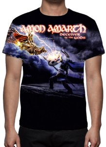 AMON AMARTH - Deceiver of the Gods - Camiseta de Rock