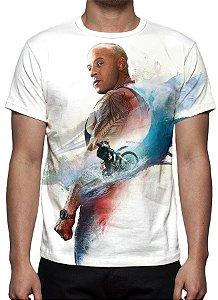 TRIPLO X - Reativado - Camiseta de Cinema