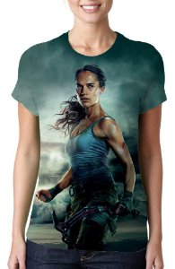 TOMB RAIDER - A Origem - Camiseta de Cinema