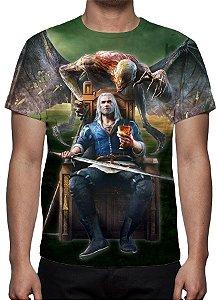 WITCHER 3, The - Blood and Wine Geralt de Rivia - Camiseta de Games