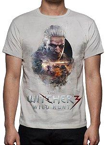 WITCHER 3, The - Wild Hunt - Camiseta de Games