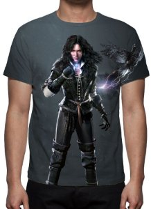 WITCHER 3, The - Yennifer - Camiseta de Games