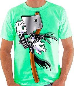 PAPO COM O MACHADO - Jack Machadinho - Camiseta de parceiros