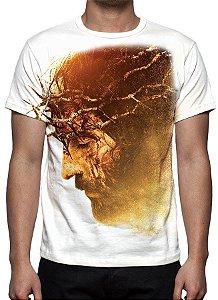 PAIXÃO DE CRISTO - Branca - Camiseta de Cinema