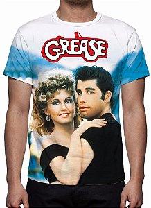 GREASE - Nos Tempos da Brilhantina - Camiseta de Cinema