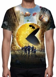 PIXEL - Camiseta de Cinema