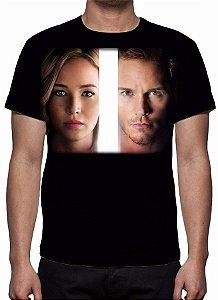 PASSAGEIROS - Camiseta de Cinema