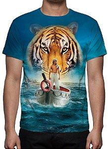 AVENTURAS DE PI, As - Modelo 2 - Camiseta de Cinema