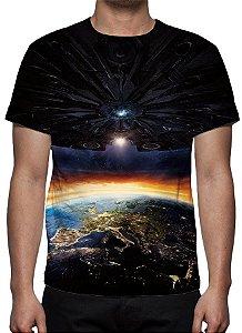 INDEPENDENCE DAY - O Ressurgimento - Camiseta de Cinema